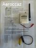 Récepteur 5.8GHz. 8 canaux