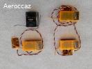 Ensemble émetteur DX6i,récepteurs,chargeur