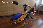 Gaui Huricane 425 BNF flybar