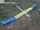 Planeur Avia 2.50 m Excellent état
